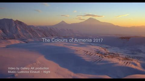 The Colours Of Armenia