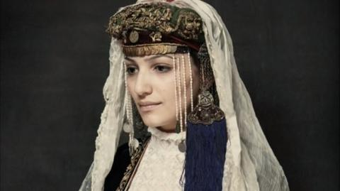 Traditional Armenian Garments